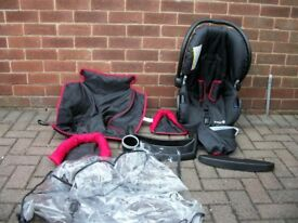 Safety First Push chair and accessories