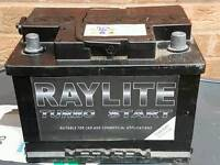 Car battery never been used