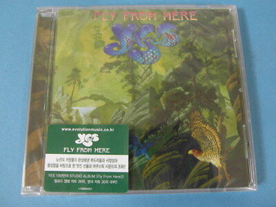 YES - FLY FROM HERE CD (SEALED)