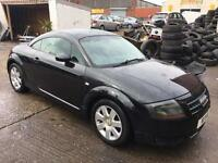 Audi TT 1.8 t 55 plate breaking for parts all parts available y
