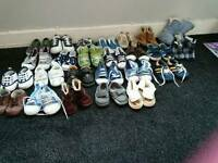 Baby shoes