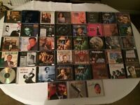 Mixed CD collection (Includes Jazz and many more) quantity of 43