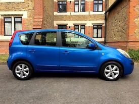 Nissan Note Auto 1.6 16v SVE Automatic 5dr , Drives And Looks Like New , Immaculate Condition
