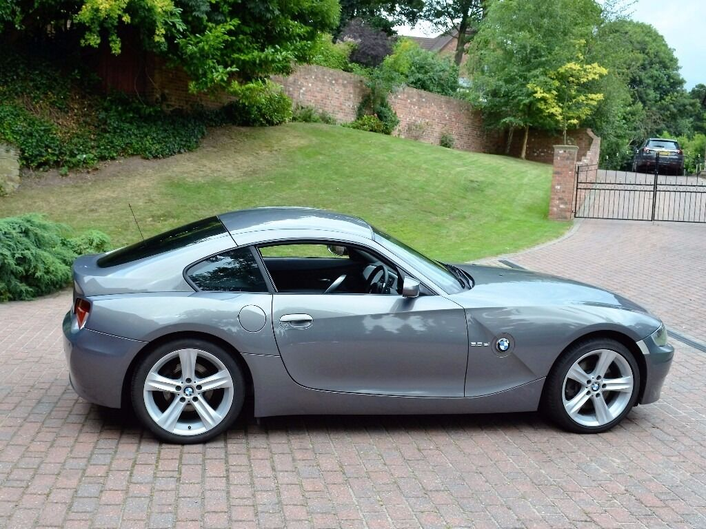 Bmw Z4 Coupe 3 0 Si Se In Pontefract West Yorkshire