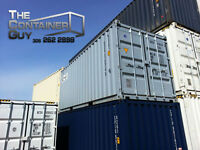 20' Shipping Containers/Seacans