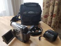 JVC GR-D240EK Mini DV Digital Camcorder