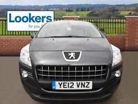 Peugeot 3008 ACTIVE E-HDI FAP (grey) 2012-06-27