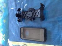 Life proof case and belt clip for sale