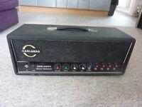 Carlsbro CS60 PA Reverb - Vintage 70s valve amp