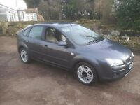 Ford Focus 2L TDCi GHIA 55 reg full Leather