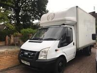 Ford Transit 6 speed Luton Box Van with tailift 120K FULL SERVICE HISTORY