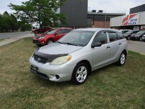 2006 Toyota Matrix ~ CERTIFIED ~ ALLOY RIMS