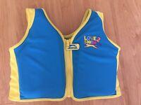 Slazenger Love 2 Swim Float Vest Age 2-3 15-18kg