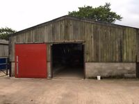 Commercial Unit to let 130 square metres: storage, garaging, business unit