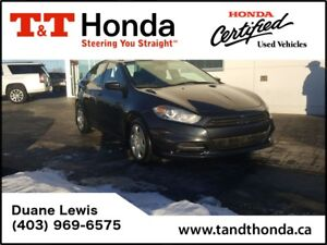 2014 Dodge Dart SE* Local Car, No Accident, LOW KM's*