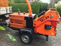 230 timber wolf chipper