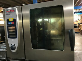 Rational Combi Oven Used for Piri Piri Chicken