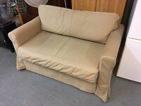 IKEA HAGALUND LOOSE COVER SOFA BED