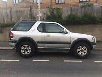 Vauxhall frontera sport rs dti diesel