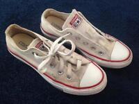 Converse - UK size 3