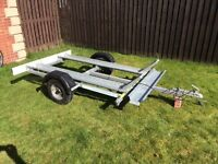 Motorbike trailer / Quad trailer