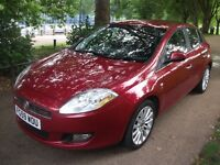 Fiat Bravo 2.0 Multijet Dynamic 5dr FULLY LEATHER INTERIOR TOP SPE (59 reg), BUY FROM AA GARAGE