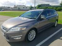 Ford Mondeo Zetec Business Edn Tdci.1 owner FULL service history.£30 tax sat nav dab radio