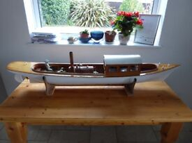 Radio Controlled Steam Boat