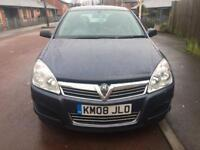 Vauxhall Astra Automatic 1.6 Patrol year 2008 millege 81000