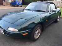 1997 Mazda MX5 (Mk1) 1.8i UK spec