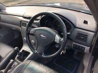 Subaru Forester 2l non turbo with full year MOT