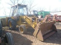 JCB3cx digger (sold pending payment)