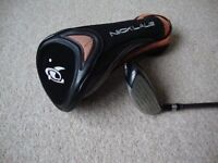 Nicklaus Gents 5 Wood & Nicklaus Hybrid 3 Iron