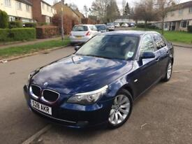 BMW 520D SE Facelift 2008 e60 Immaculate condition Full Leather 177bhp
