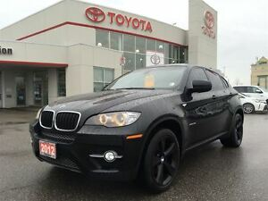 2012 BMW X6 35i|Clean|AWD|Finance Available!