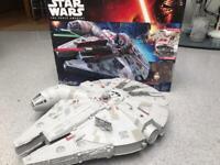 Star Wars the millenium falcon
