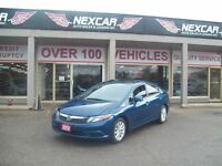 2012 Honda Civic EX AUT0 A/C SUNROOF ONLY 89K