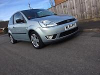 Ford Fiesta 1.4 flame *low mileage*