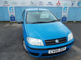 PART X DIRECT OFFERS VERY CLEAN PUNTO 1.2 WITH NEW MOT SERVICE +WARRANTY DRIVES A1 ANY TRIAL!!