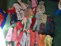 Bundle Of 6-9 Months Girls clothes