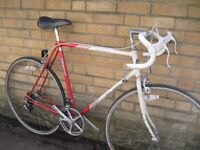 Emmelle Sid Barras retro racer - ready to ride - central Oxford