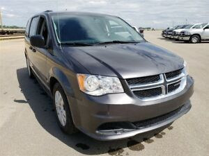 2017 Dodge Grand Caravan CVP/SXT| Cloth| Uconnect| Block Heater
