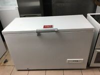 Hotpoint Chest freezer 135cm wide 3 months warranty free local delivery!!!!!!!!!!