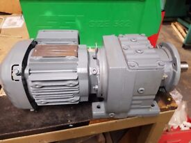 SEW GEARBOX AND MOTORS- BRAND NEW