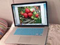 15 inch macbook pro retina display 1 month old!