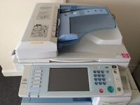 Ricoh Aficio MP C2800 Printer / Scanner All in One