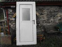 PVC Second Hand Door for Sale