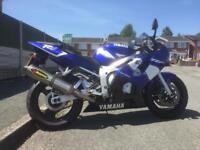 2003 Yamaha R6 / full service history
