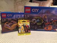 LEGO City Vehicle Bundle