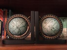 Globe Book Holder Stands